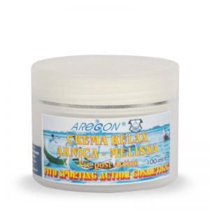 crema relax arnica melissa aregon
