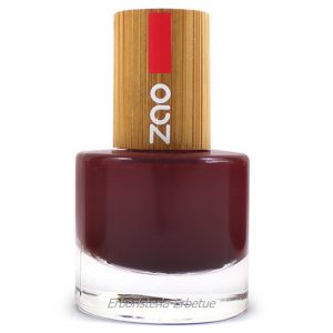 101659 zao smalto black cherry