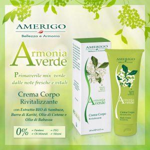 armonia verde prodotti crema
