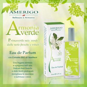 armonia verde profumo