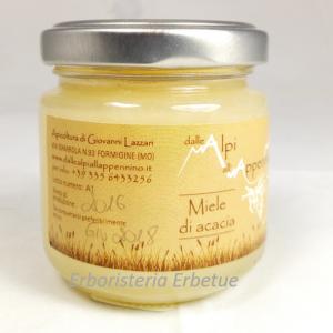 erboristeria erbetue miele biologico acacia 125gr