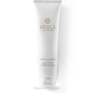 herla gold supreme 24k crema corpo antirughe lifting