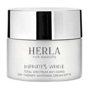 herla infinite white crema anti aging