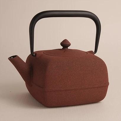 japan design teiera ghisa wazuqu yoho rossa jd1182 1