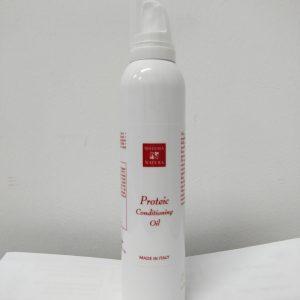 olio condizionante per capelli