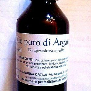 olio puro argan bio