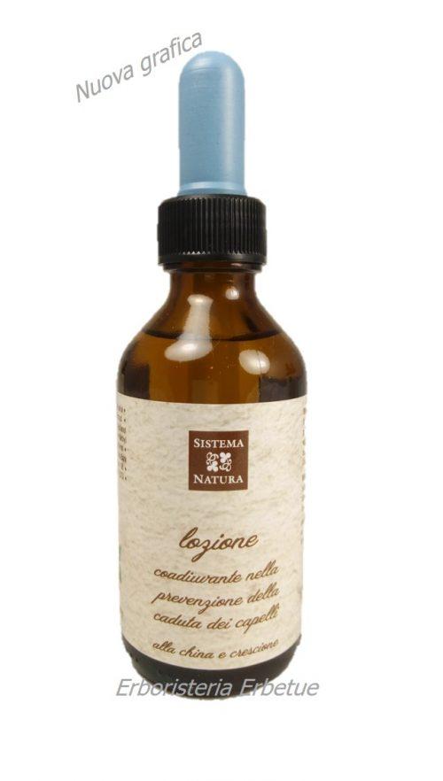 sistema natura lozione caduta capelli china crescione erboristeria erbetue new  1