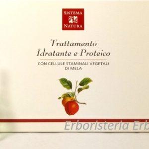 sistema natura trattamento idratante proteico fiale