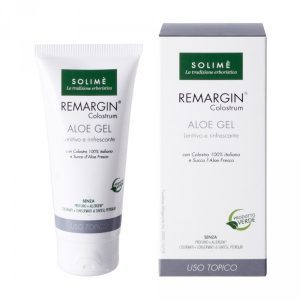 solim  remargin colostrum aloe gel rinfrescante lenitivo colostro