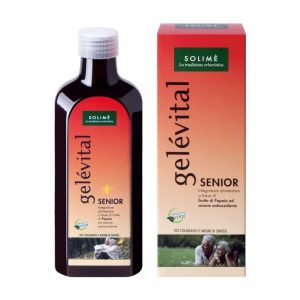 solime gelevital senior integratore papaya
