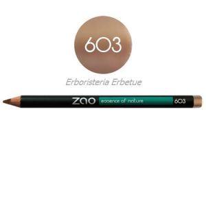 zao 603 matita occhi labbra sopracciglia beige nude 2