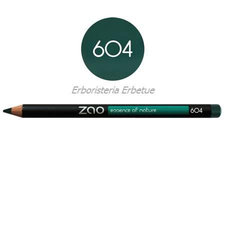 zao 604 matita eye liner occhi verde