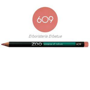 zao 609 matita occhi labbra sopracciglia rosa antico
