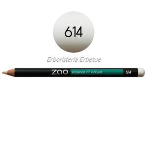 zao 614 matita eye liner occhi bianco