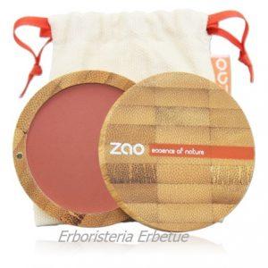 zao fard compatto 322 marrone rosa 1