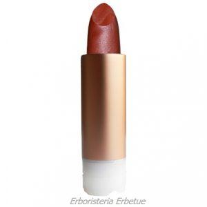 zao ricarica rossetto 404 marrone rosso