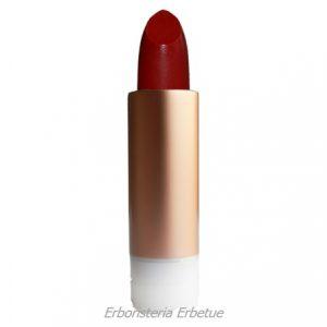 zao ricarica rossetto 465 opaco rosso scuro