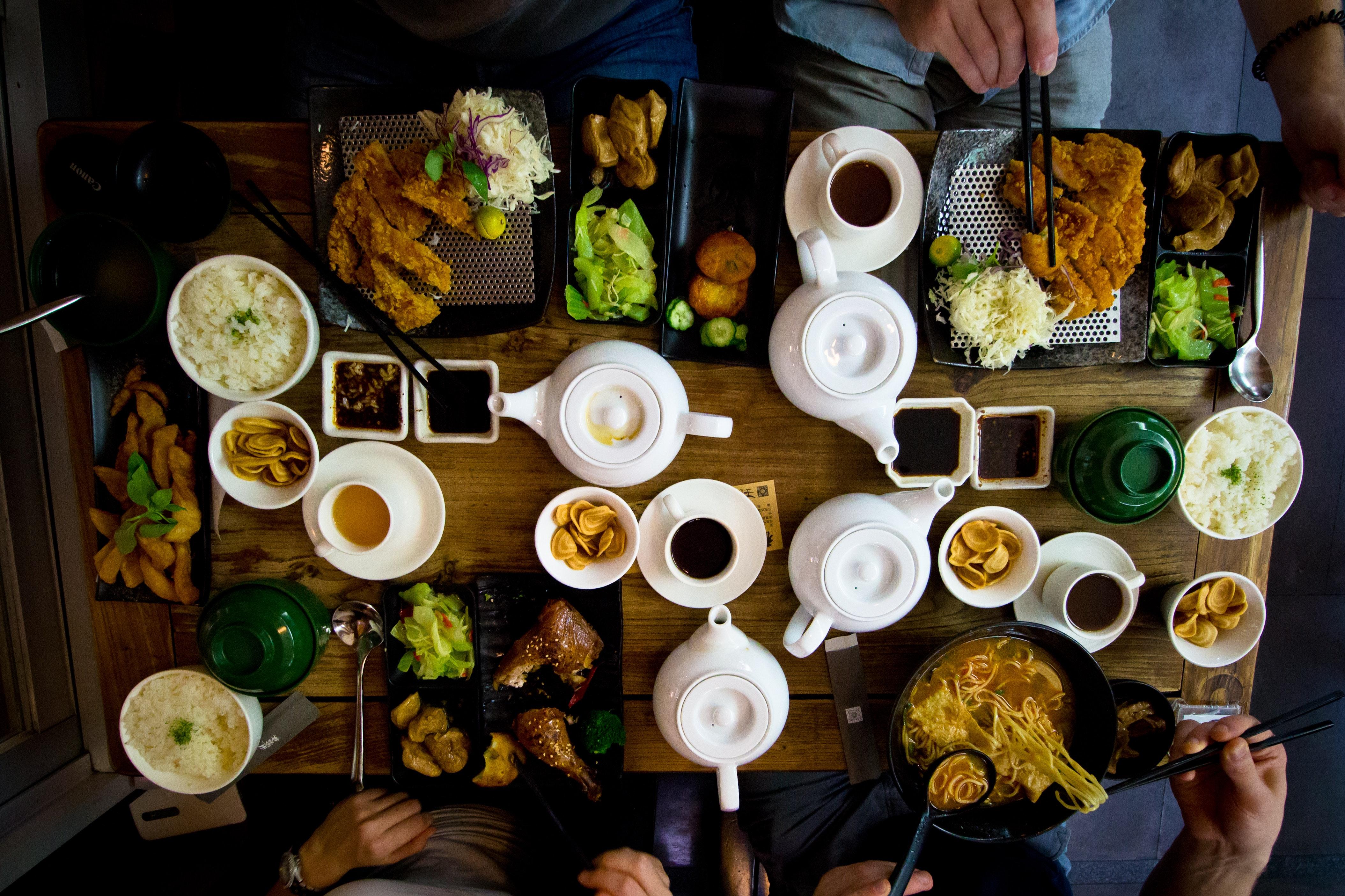 adult asian food celebration 1310777