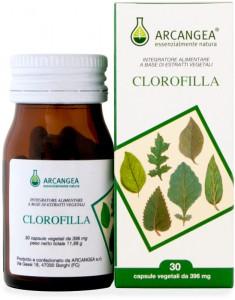 arcangea clorofilla
