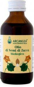 arcangea olio semi zucca bio