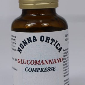 glucomannano nonna ortica