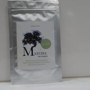 Tè verde cooking Matcha