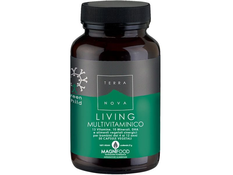 living multivitaminico green child