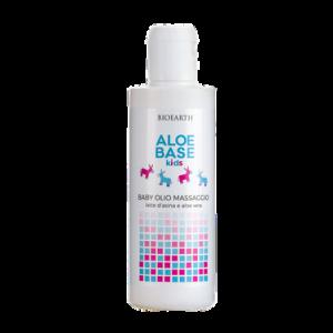 olio baby massaggio bioearth