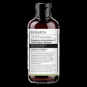 shampoo antiossidante bioearth