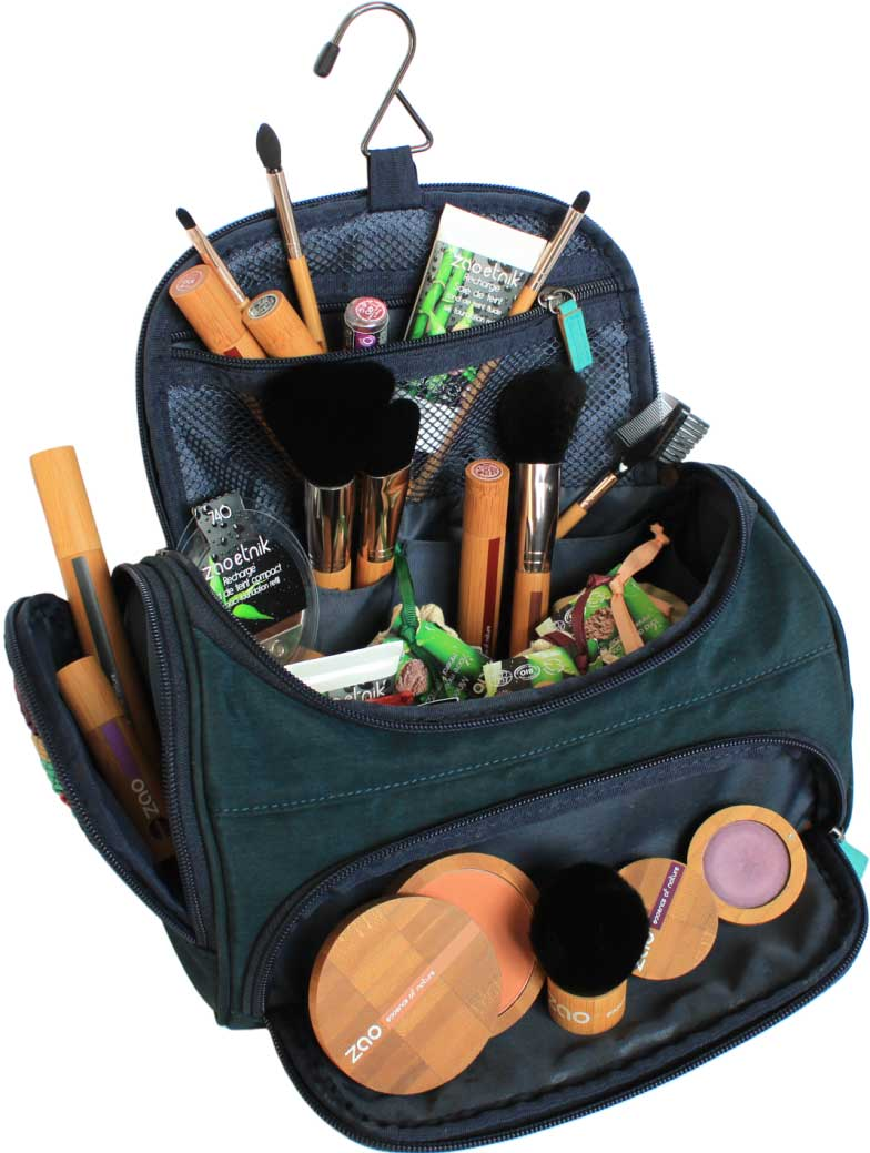 ZAO makeup beautycase