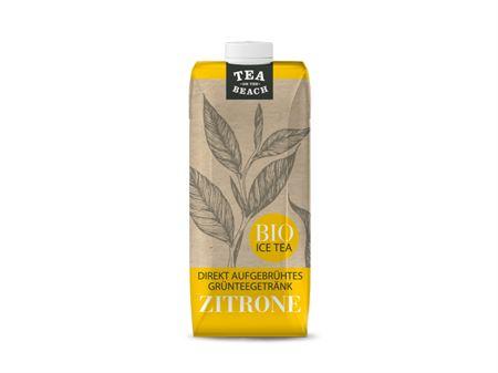 bevanda bio infuso te verde limone 500 ml