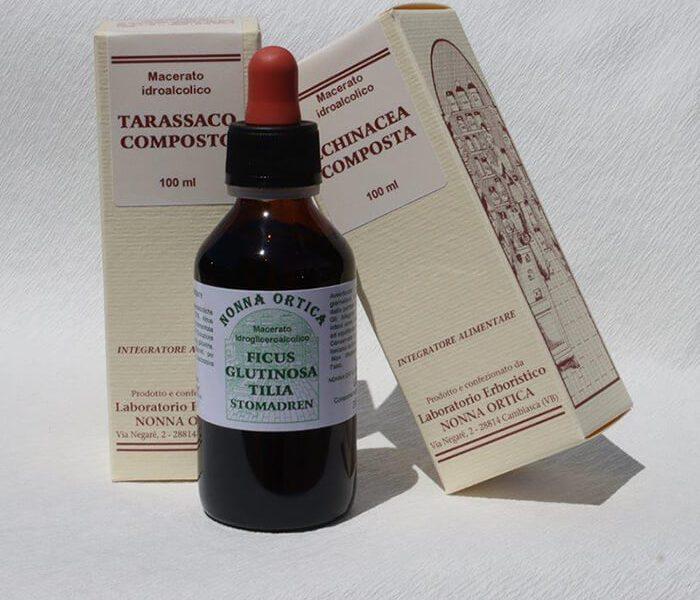 nonna ortica composti erboristeria erbetue