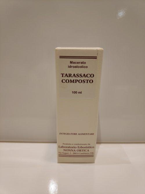 tarassaco composto nonna ortica erboristeria erbetue