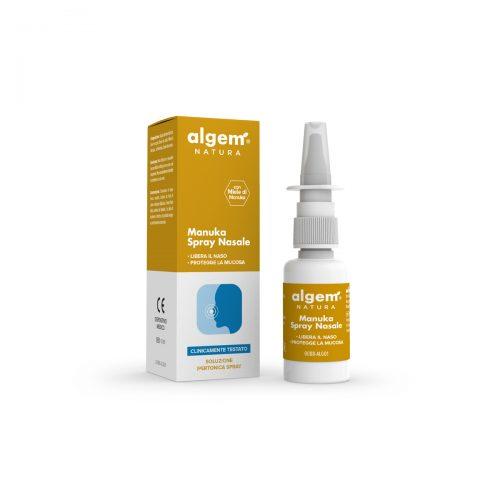 algem natura Spray Nasale erboristeria erbetue