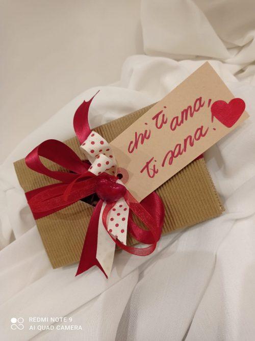 scatola chi ti ama ti sana